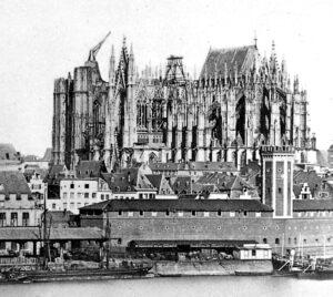 Rheinpanorama_1856_detail_Dom